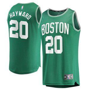 NBA Nike Boston Celtics Gordon Hayward Jersey 20#